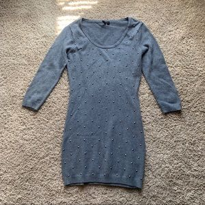 Material Girl Sweater Dress XS